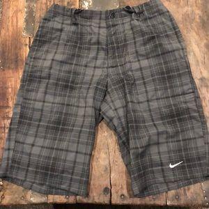 Kids Nike golf shorts